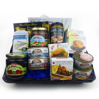 St. Jean's BC Delight Gift Basket