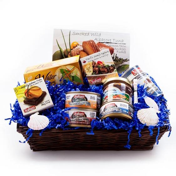 St. Jean's Coastal Gift Basket
