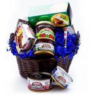 St. Jean's The Islander Gift Basket
